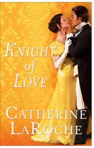 KNIGHT OF LOVE, historical romance novel