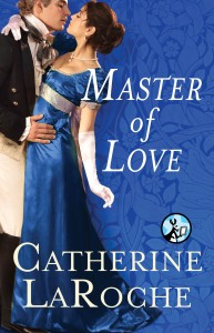 MASTER OF LOVE historical romance novel
